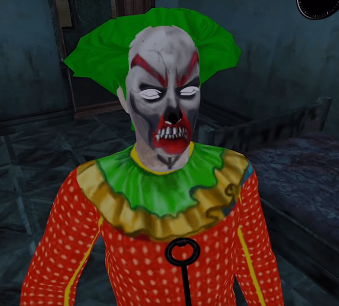Scary Clown - Horror Game Adventure