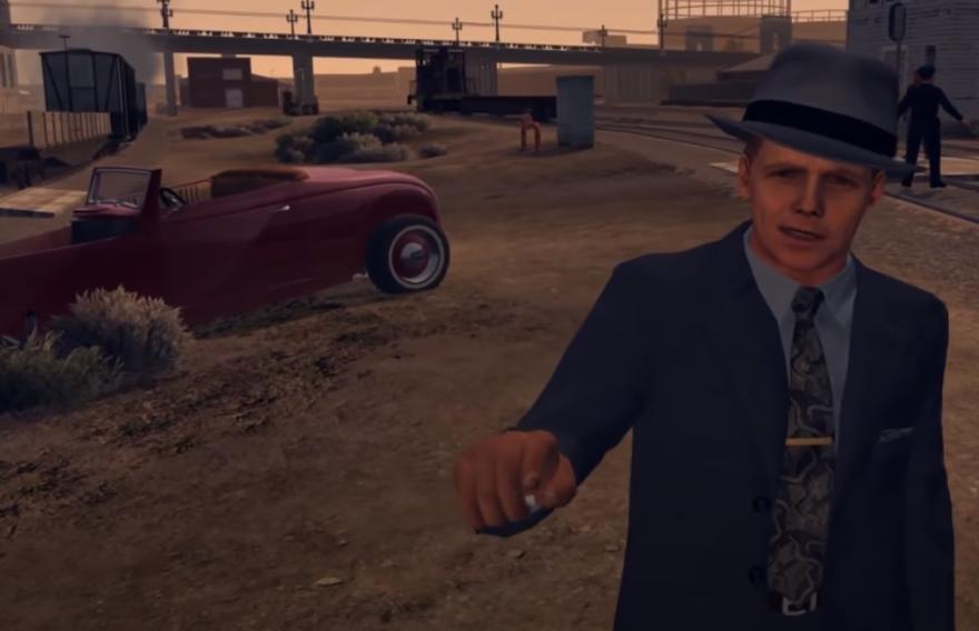 LA Noire VR Case Files Gameplay
