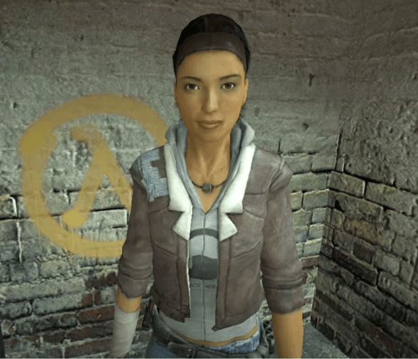 Half Life 2 - Alyx Vance