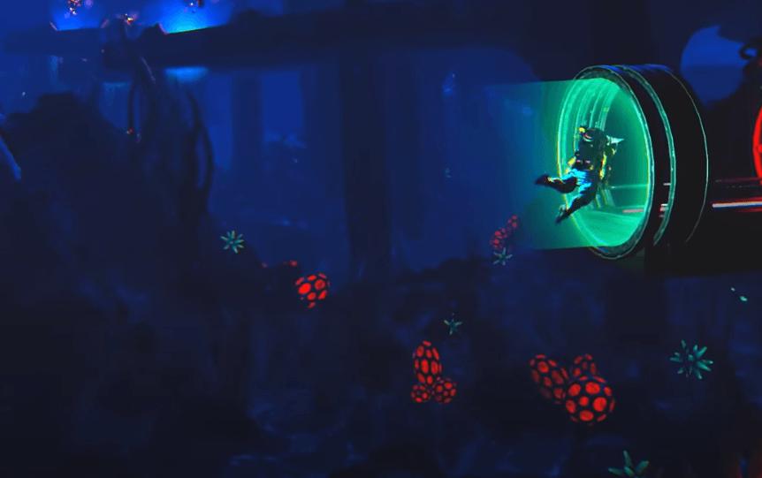 No Man's Sky VR Deep Sea Exploration