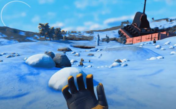No Man's Sky VR Review