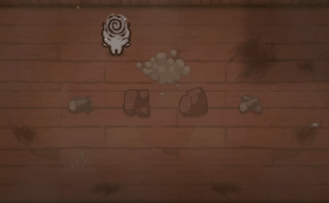Apollyon using the Void - Binding of Isaac