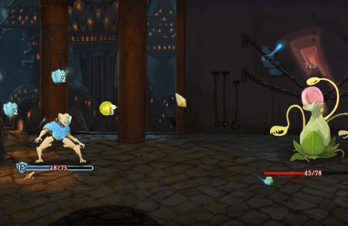Slay the Spire PS4 Gameplay
