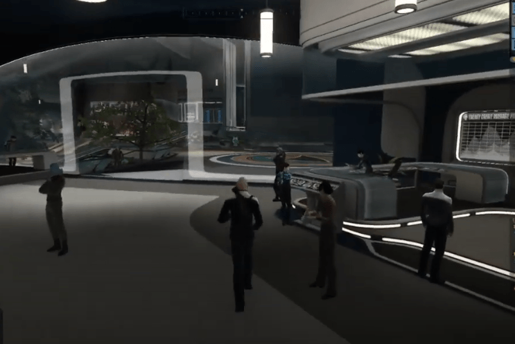Star Trek Online PS4 Gameplay