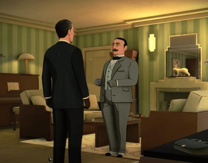 Agatha Christie The ABC Murders PC Gameplay