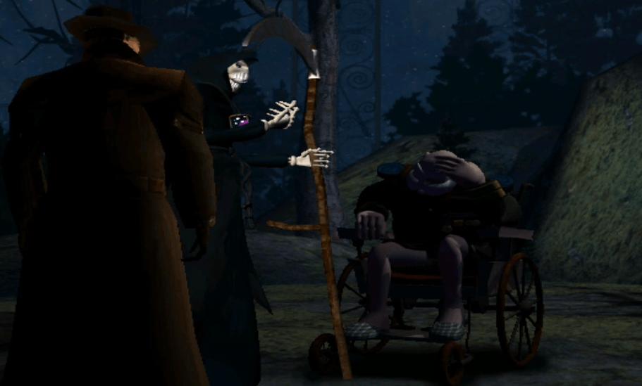 Discworld Noir PC Gameplay