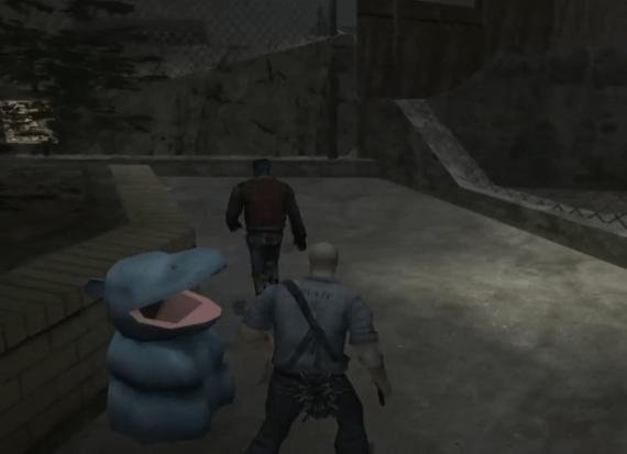 Manhunt Gameplay