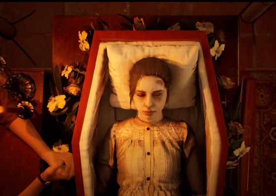 Martha is Dead Gameplay