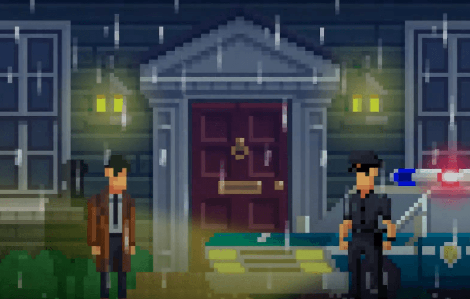 The Darkside Detective PC Gameplay