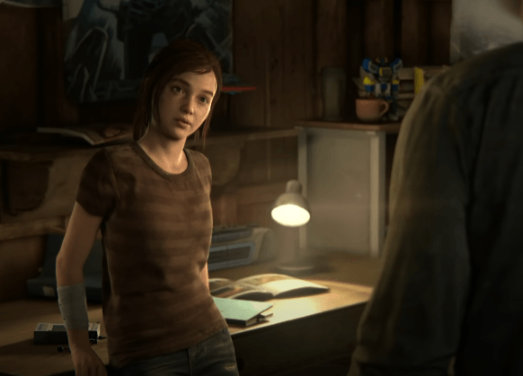 The Last of Us Remastered - Ellie