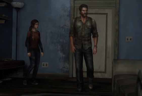The Last of Us Remastered - Joel and Ellie