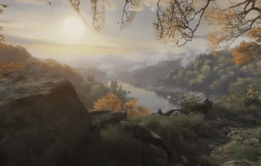 The Vanishing of Ethan Carter PC Gameplay