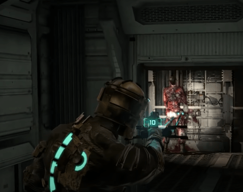 Dead Space Xbox 360 Gameplay