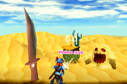 Guardian's Crusade PS1 Gameplay