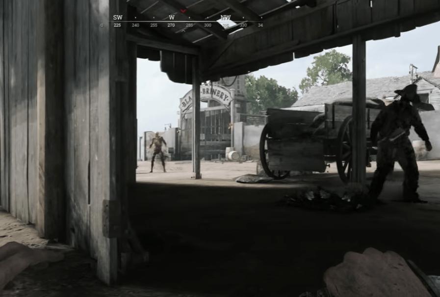 Hunt Showdown Steam Gameplay
