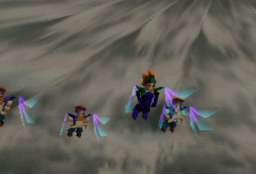Legend of Legaia PS1 Gameplay