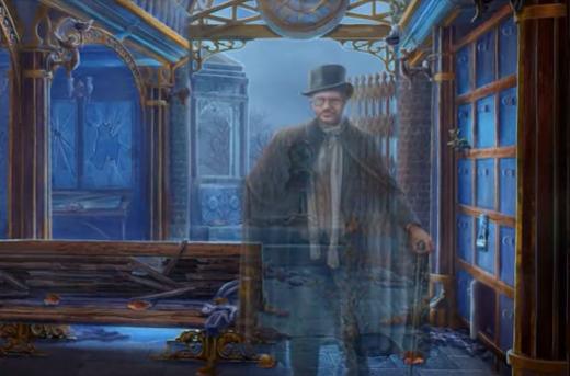 Scarlett Mysteries Cursed Child PC Gameplay