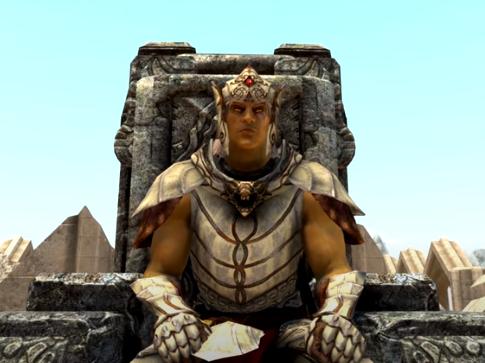Ancient Falmer Armor Set