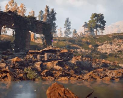 Ancient Vessel - Arches