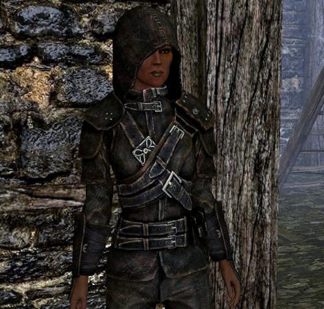 Guild Master's Light Armor Set
