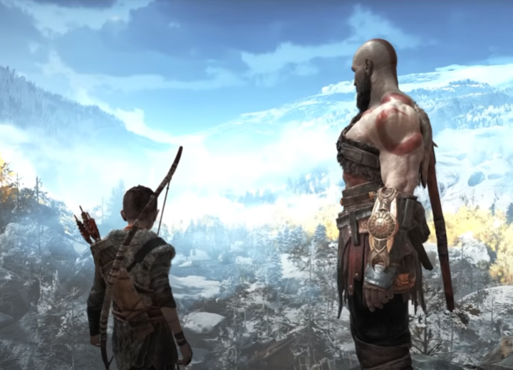 How did Kratos get to Norse Mythology