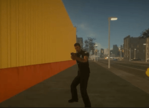 Enforcer Police Crime Action - PC Gameplay