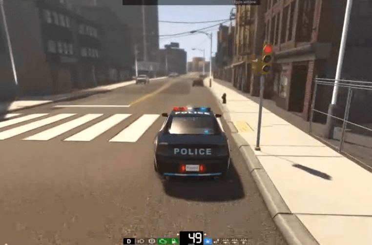 Flashing Lights - One of the best police games for the PC