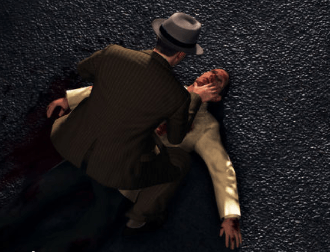 L.A. Noire - PC Gameplay