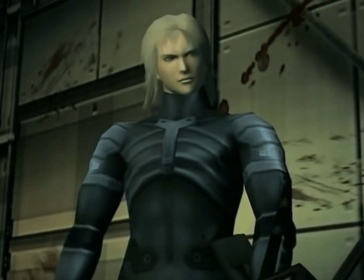 Raiden - Metal Gear Solid 2