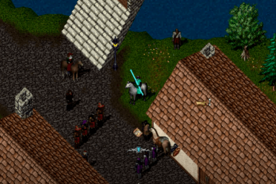 Ultima Online gameplay