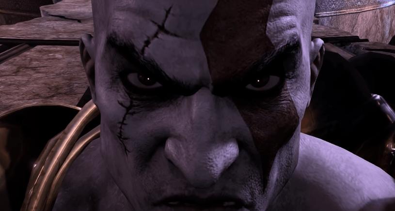 Zeus Battle - Kratos