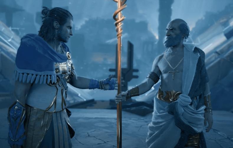 Alexios and Pythagoras