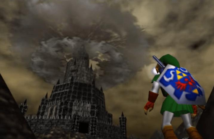 Ganon's Castle - Ocarina of Time