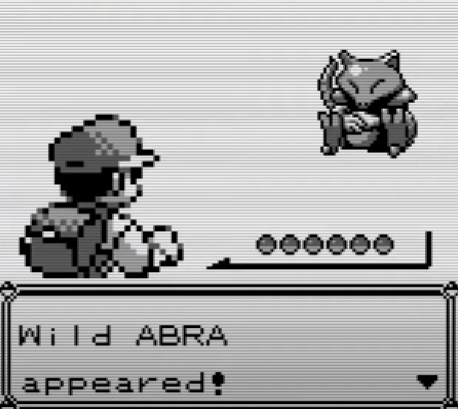 How to Catch Abra in Pokemon Blue