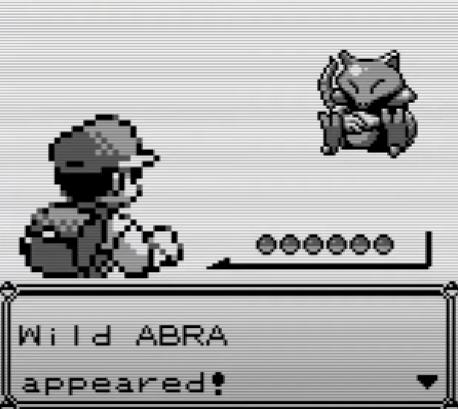How to Catch Abra in Pokemon Blue