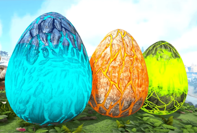 How to hatch eggs in Ark Survival Evolved
