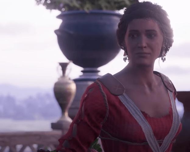 Myrrine - Daughter of King Leonidas I