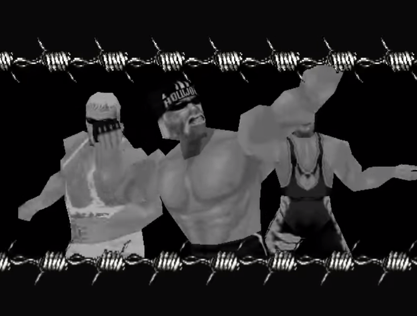 WCW nWo Revenge - Hollywood Hogan