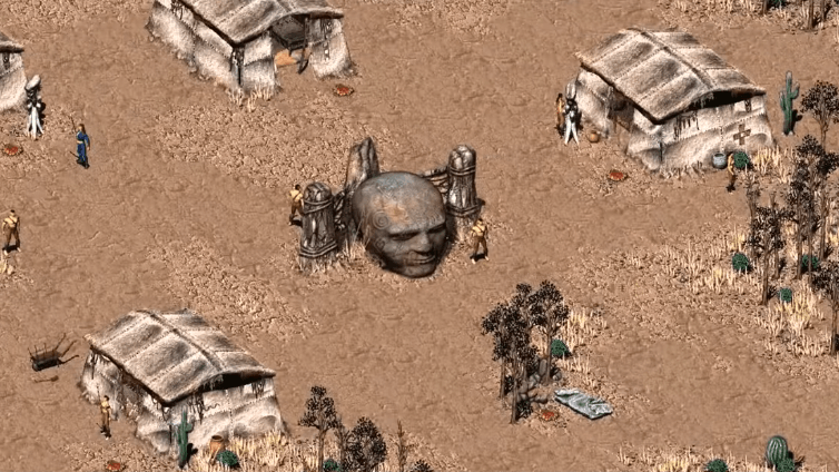 Fallout 2 Gameplay
