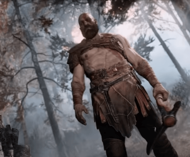How Tall is Kratos