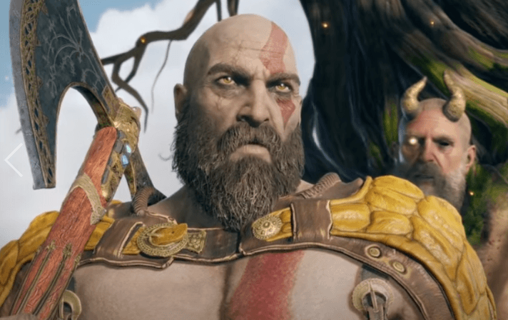 Kratos and Mimir