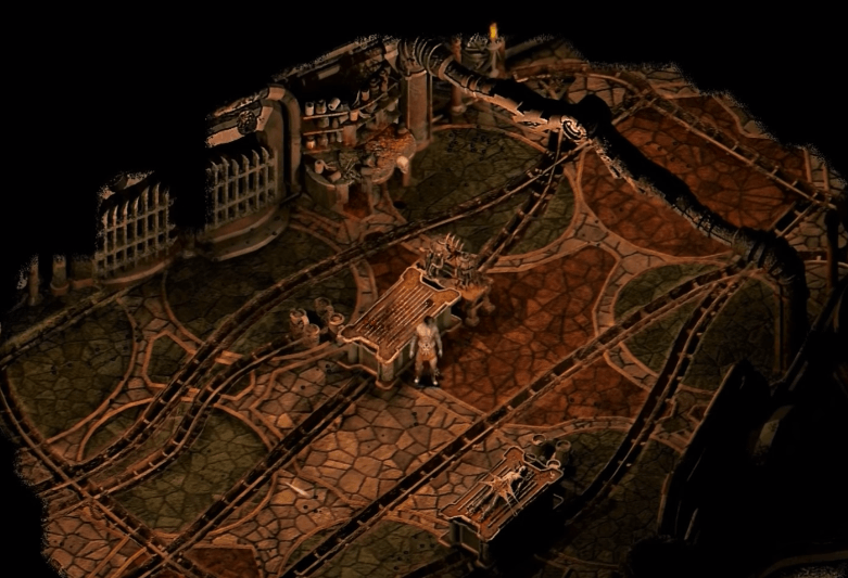 Planescape Torment Gameplay