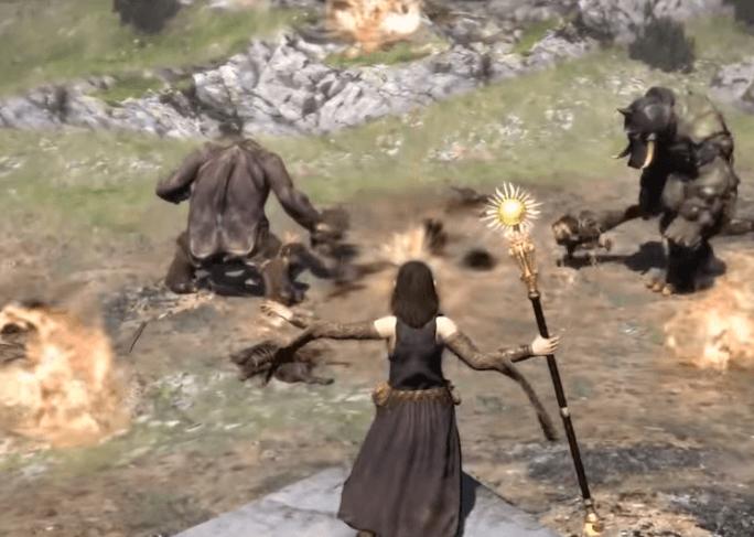 Sorcerer - Dragon's Dogma