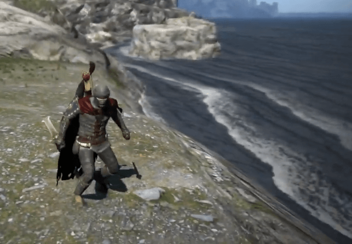 Strider - Dragon's Dogma