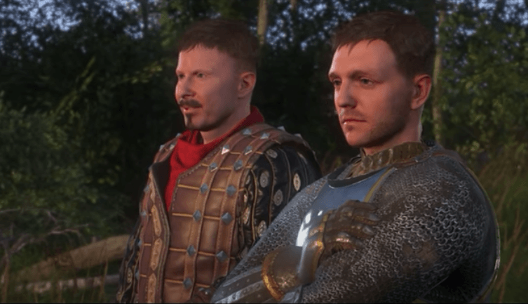 Henry and Radzig - KCD