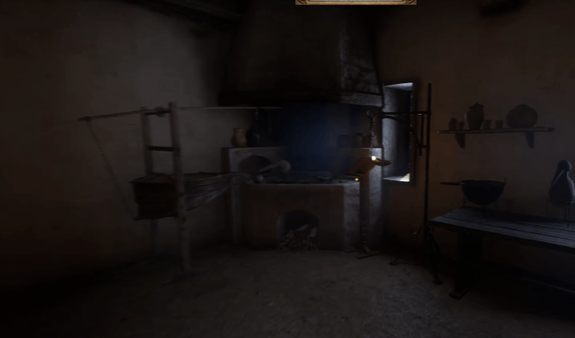 Alchemy Table in Rattay - Behind the Apothecary