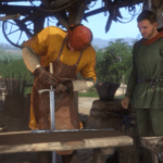 How to clean your sword in Kingdom Come Deliverance