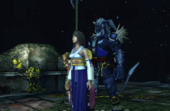 Braska named Yuna after Lady Yunalesca