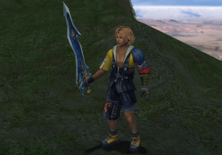 How to get Tidus's Celestial Weapon