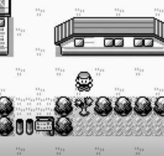 How to use Cut in Pokemon Red
